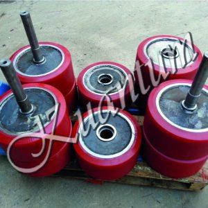 Poliüretan Çelik Tekerlek İmalatları
